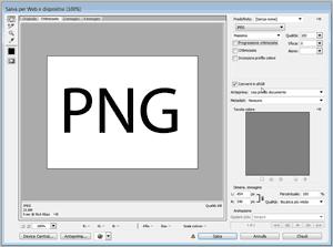 Scelta del formato immagine per velocizzare WordPress