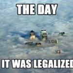 Il giorno che liberalizzeranno la...